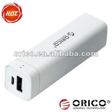 Capacidade avançada 2200mAh ORICO MP2518 pacote de energia para dispositivos móveis