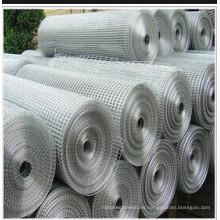Fabricación Anping de alambre soldado galvanizado (ISO)