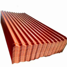 high Quality  Galvanized Sheet Color Iron galvalume Prepainted Corrugated steel plate price per ton