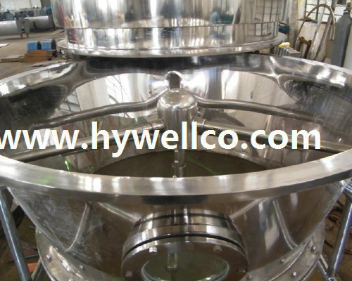 Granules Drying Machine