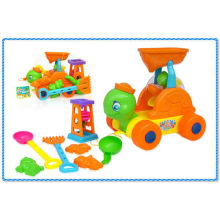 Hot Summer Toy Plastic Sand Beach Toy (H1404123)