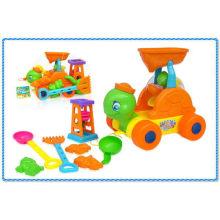 Горячие игрушки лета игрушки пластмассового песка пляжа (H1404123)