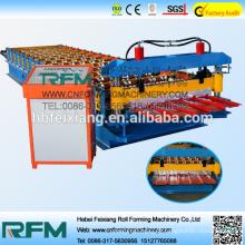Ali-express Feixiang máquina formadora de metal fabricada na China
