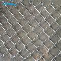 Factory Hot Dip Galvanized Used Chain Link Fence