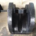 Precio de tapón de cadena tipo acero de fundición marina al por mayor