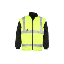 Wholesale High Visibility Reflective Safety Jacket