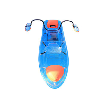 Kayak recreativo con 3 asientos superiores para la venta