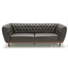 O sofá de estofamento cobre a camurça 100% do poliéster para mobílias