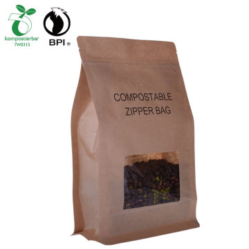 Congelador Muestras Gratis Por Encargo Al Por Mayor Biodegradable Vs Bolsas Compostables