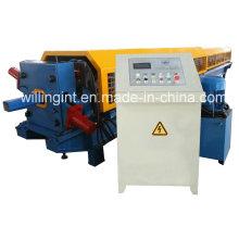 Machine de formage de rouleaux de tuyau de descente de haute précision