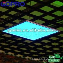 Quadratische LED-Leuchte 600 * 600mm