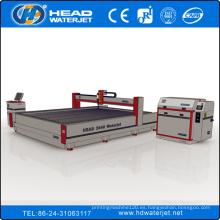 Proveedor de China máquina de corte de corte de forma intrincada de granito