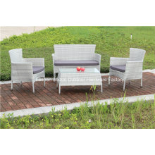 Outdoor Garden Rattan Wicker Stackable Sofa
