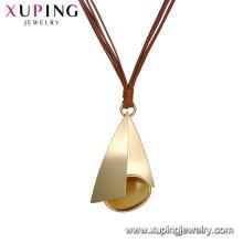 necklace-00637 xuping imitation bijoux 2018 dernier modèle collier élégant pour les femmes