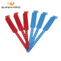 Disposable One Time Using Vinyl RFID Polsband