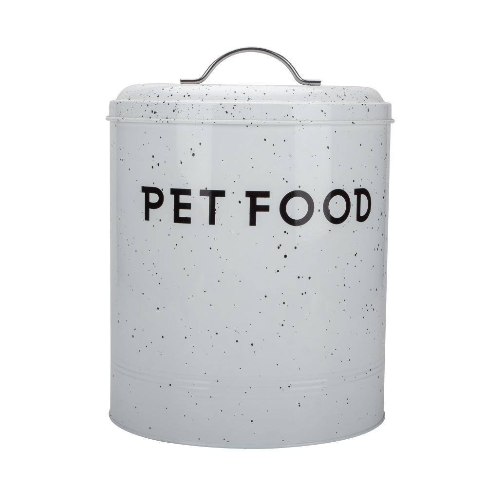 Round Pet Food Container