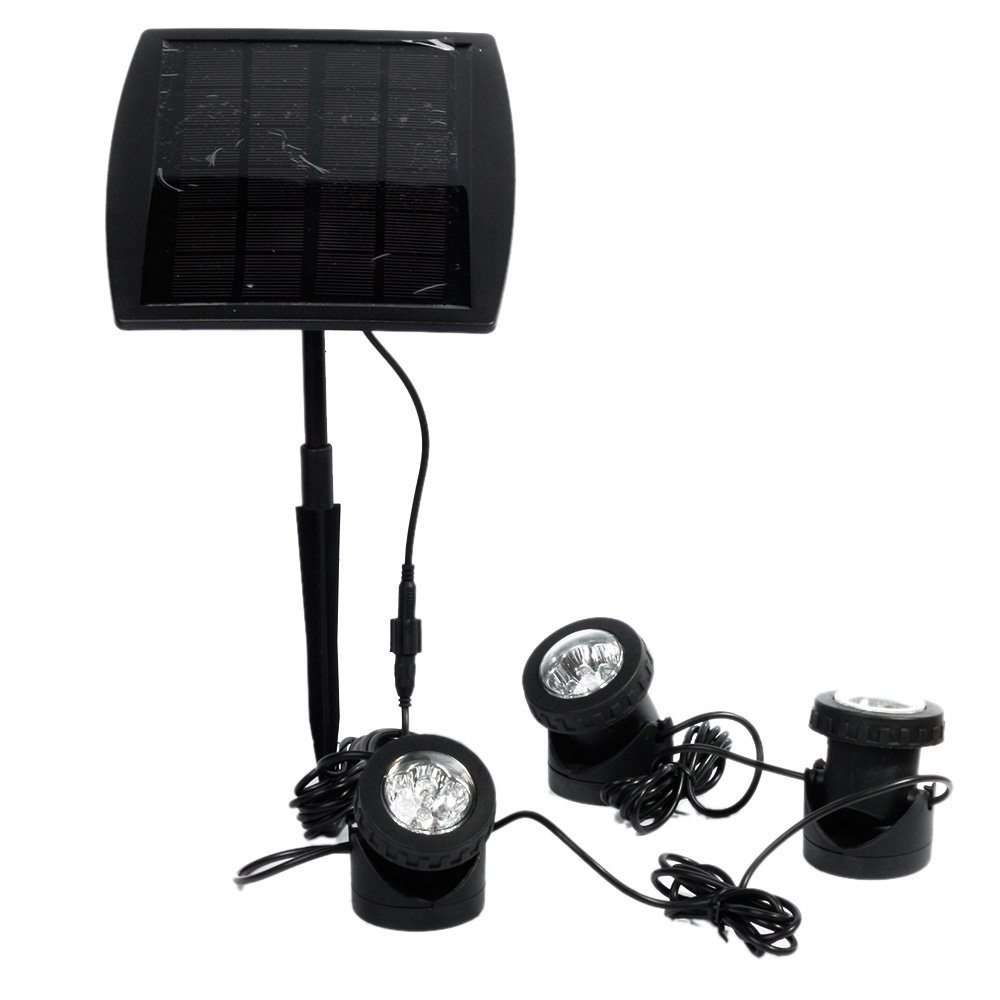 Scheinwerfer Outdoor Solar Lighting