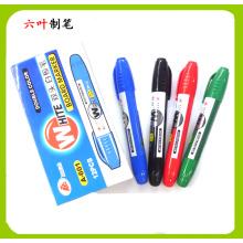 Two Head Jumbo Whiteboard Marker Pen (A-601) , Dry Eraser Pen