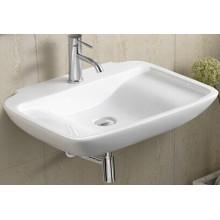 Керамическая настенная ванночка для ванной (1226)
