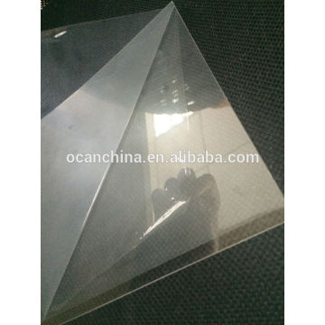Clear Pet Sheet with One Side Protection Film