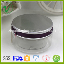 PET new design wholesale cosmetic container for mask packaging