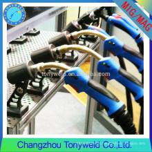 new handle MAG binzel TBI mig co2 welding guns and welding accessories