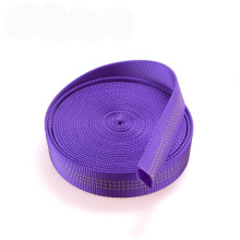High Strength Woven / Jacquard / logo brodé Polyester / Nylon / Textile Strap Material pour chaise