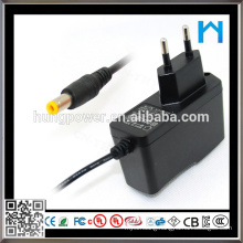 power adapter 15v 200ma with eu plug led christmas tree adapter