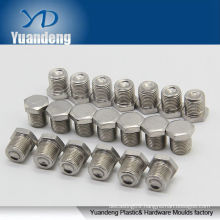 customized M10 hexagonal machine screw