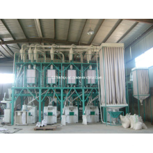 5~150 T/D Maize Milling Plant, Maize Meal Mill, Maize Flour Machine