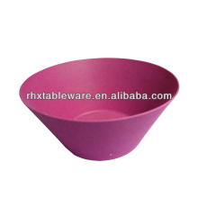natural living bamboo fiber tableware