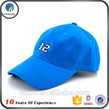 Hot design embroidery cotton sport cap