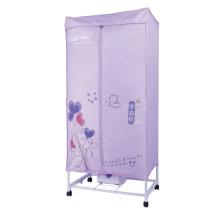 Secadora de ropa / secador de ropa portátil (HF-7B púrpura)
