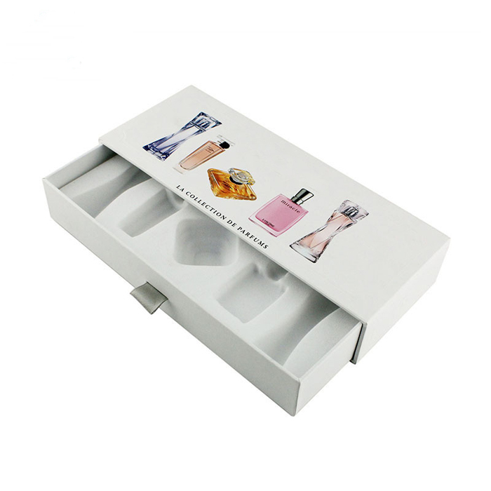 Perfume Drawer Gift Box With Ribbon