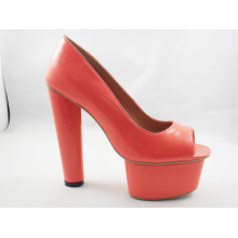 Sandálias novas do pedaço das senhoras do projeto (HCY03-111)