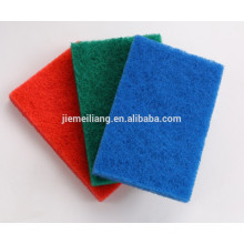 2015 New Item on Market cleaning scouring pad heavy duty dish scouring pad