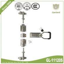 304SS Refrigerated Truck Reefer Rear Door Lock