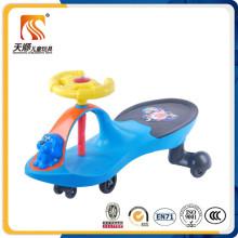2016 Hot vente bébé Swing Car Ride sur jouet fabriqué en usine