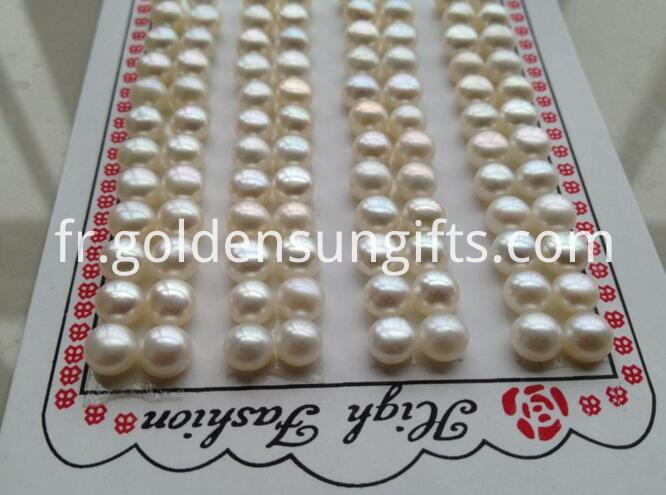 Matched Pearl Loose Beads