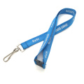 Satin Nylon Lanyard for USB/ Badge Holder
