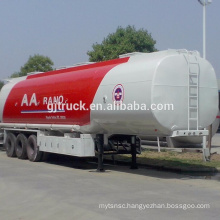 46000L 3 Axles oil tank trailer/fuel tank trailer/oil trailer/oil semitrailer/fuel trailer/fuel tank semitrailer/tanker trailer