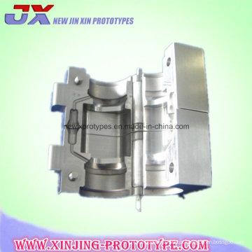 Peça fazendo à máquina do CNC pequeno da produção do grupo do molde feito sob encomenda do ODM