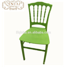 Wholesale Furniture Qintai Plastic Wedding Chair Banquet