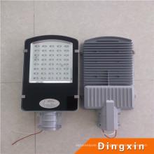 40W-180W Bridgelux-Chip-ausgezeichneter Wärmeableitungs-LED-Parkplatz, der Solarstraßenlaterne Meanwell LED beleuchtet
