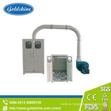 Desecho conveniente dispositivo de recogida para la producción de papel de aluminio