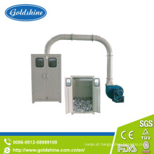 Sucata conveniente dispositivo de coleta para a produção de folha de alumínio