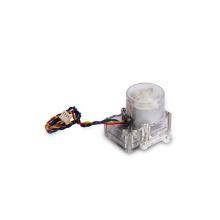 Eixo paralelo 3V 1 RPM à prova de água do motor da engrenagem do medidor de água (KM-36F1-500)