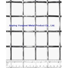 Produire un treillis métallique carré galvanisé de haute qualité (usine)