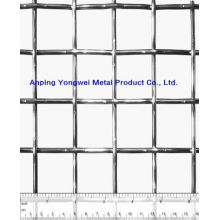 produce high quality electro galvanized square wire mesh(factory)