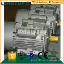 TOPS YC cast iron 2 pole 2.2kw AC motor
